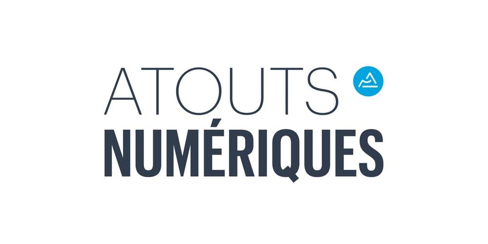 Logo Atouts Numériques